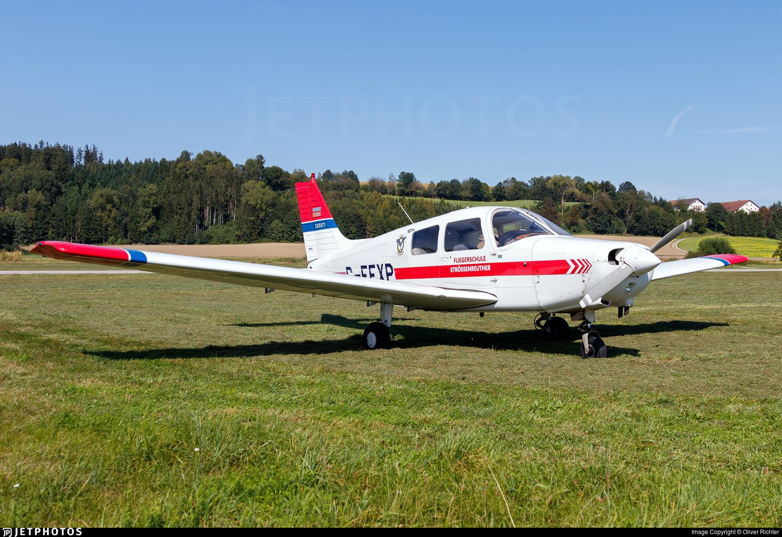 D-EFXP - Piper PA-28-161 Cadet - Fliegerschule Strössenreuther
