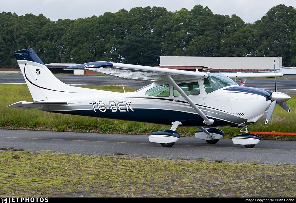 TG-BEK - Cessna 182Q Skylane II - Private