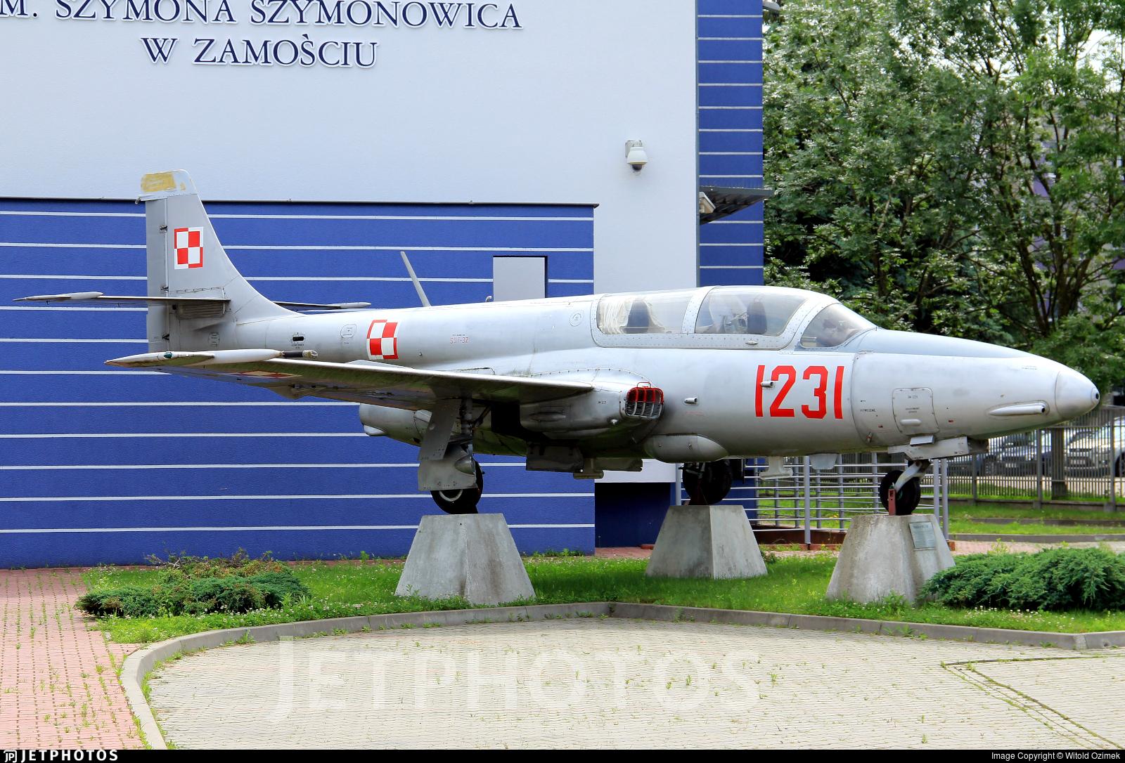 1231 - PZL-Mielec TS-11 Iskra - Poland - Air Force