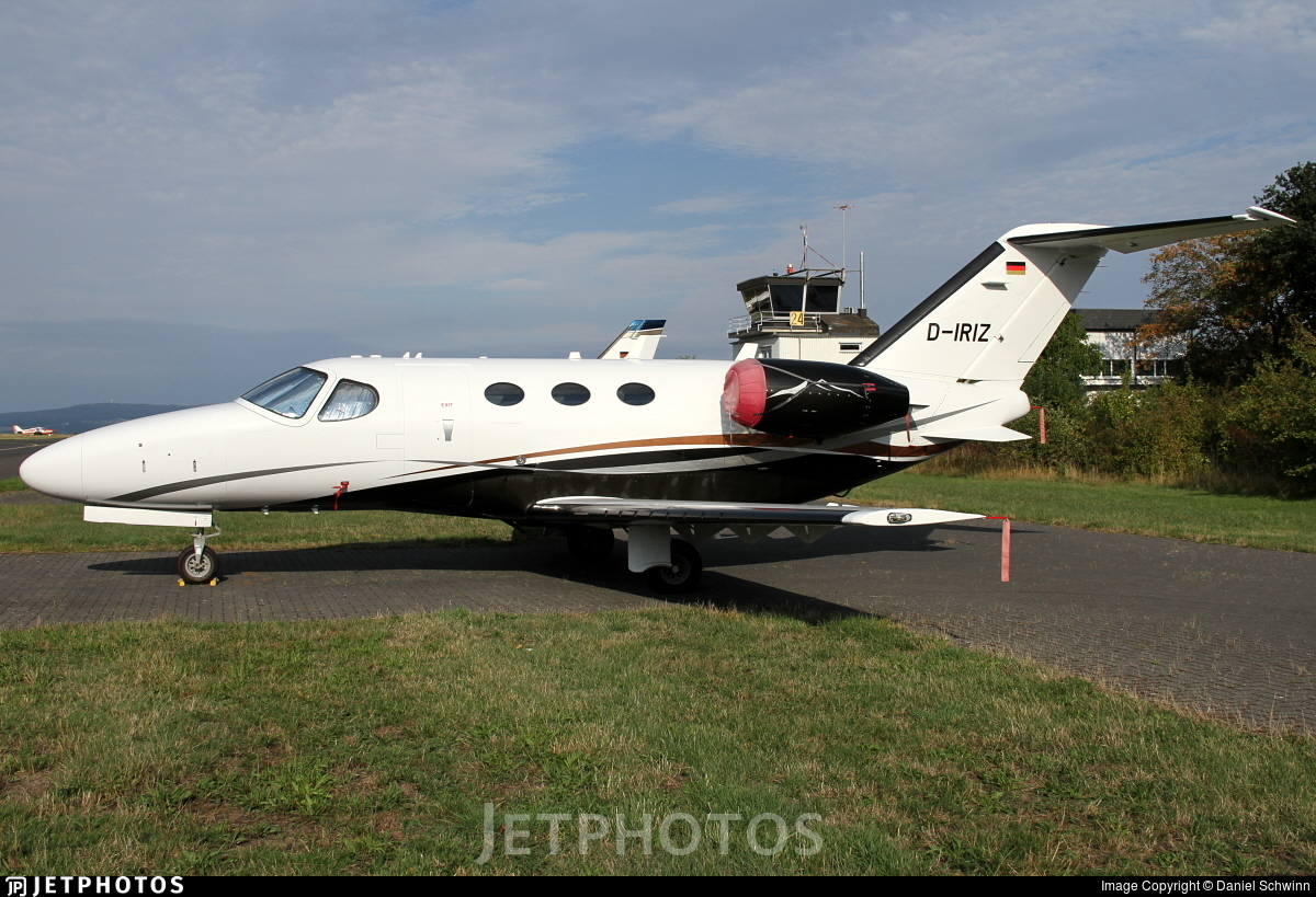 D-IRIZ - Cessna 510 Citation Mustang - Private