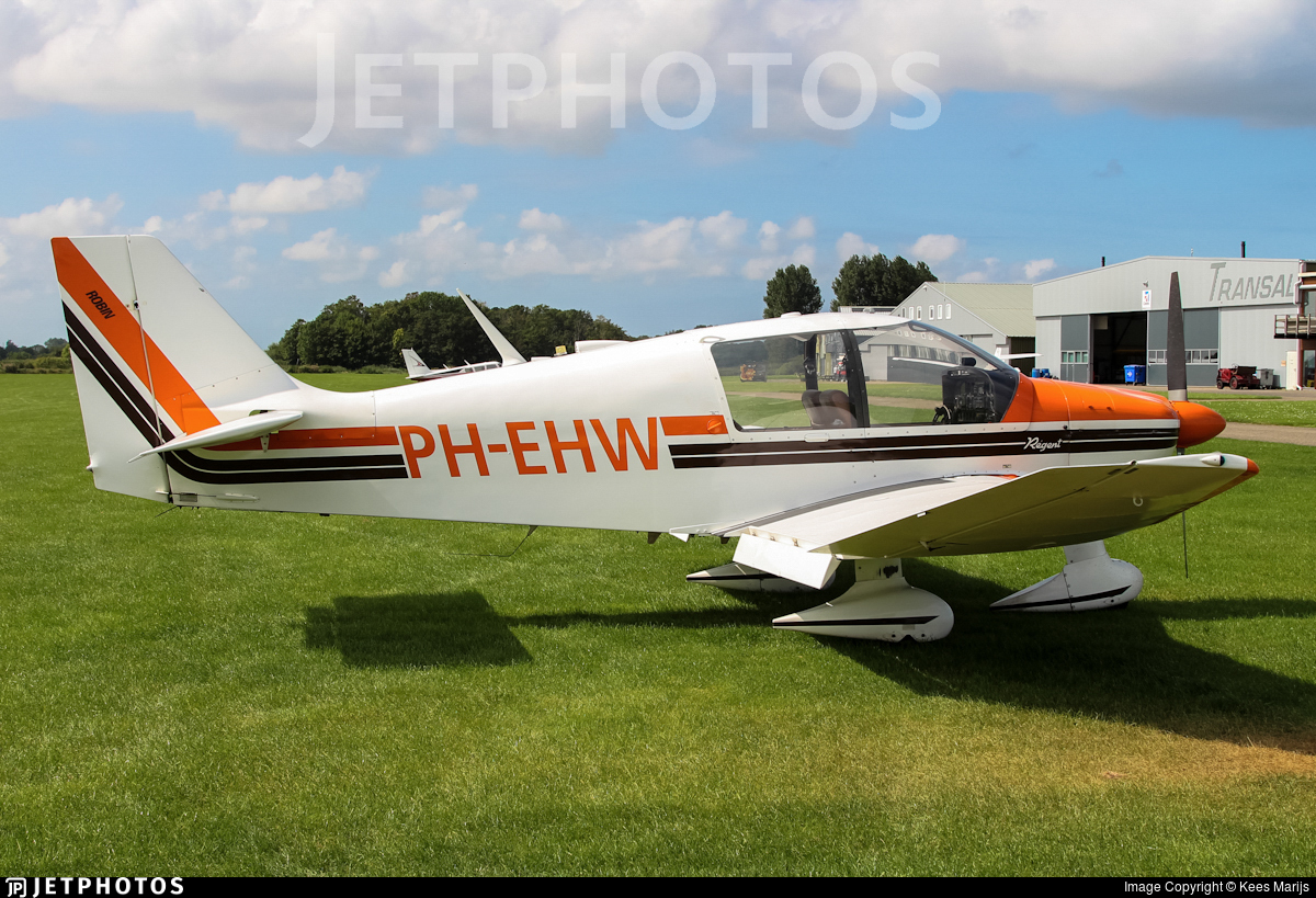 PH-EHW - Robin DR400/180 Régent - Private