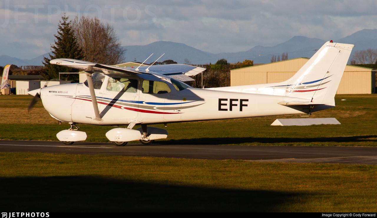 ZK-EFF   Cessna 172N Skyhawk II   Aero Club - Motueka   Cody