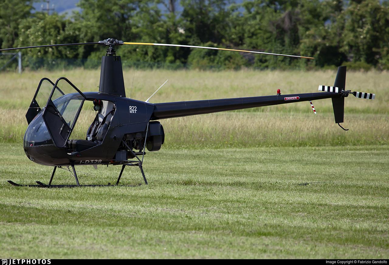 I-D328 - Robinson R22 Beta II - Private