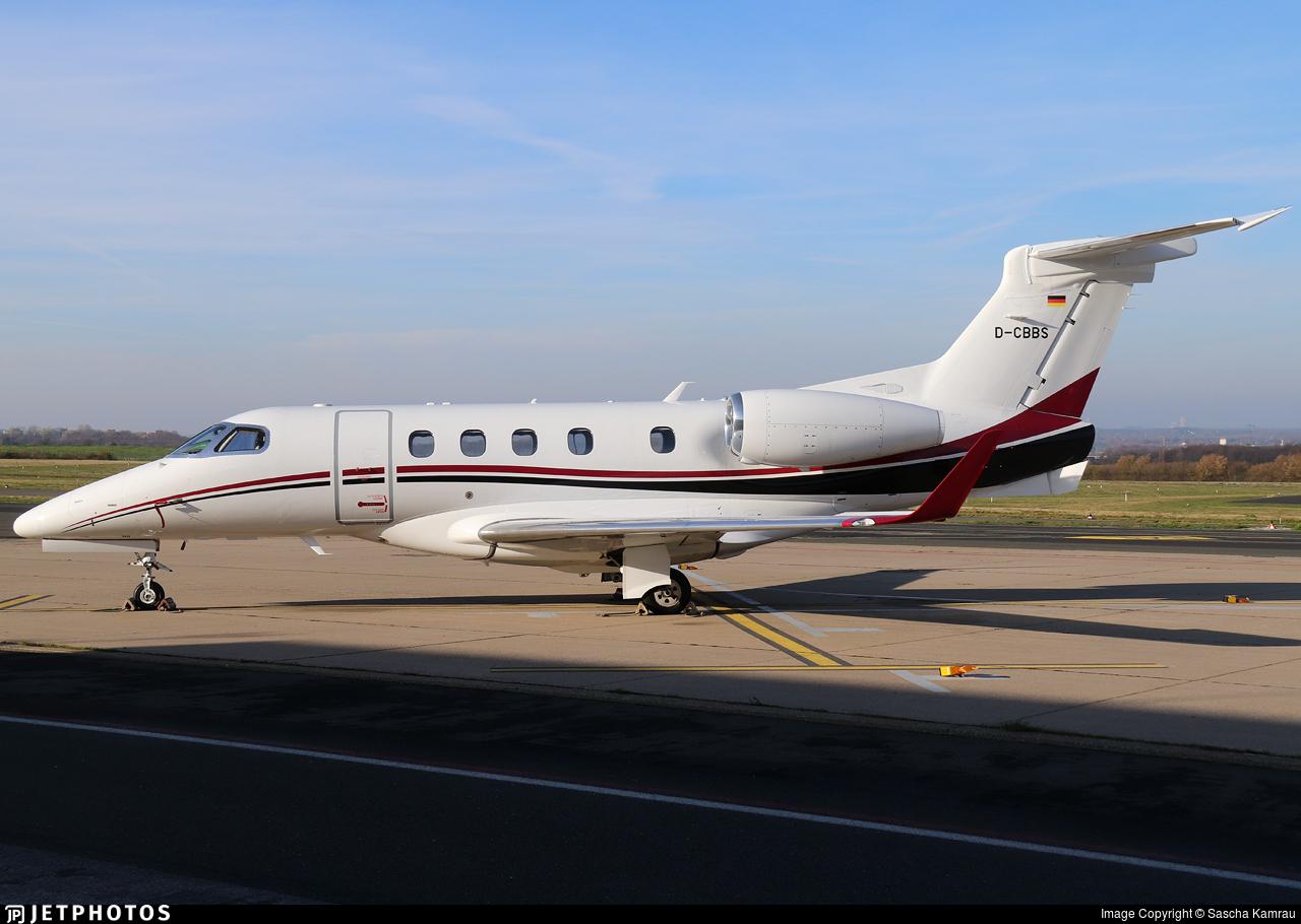D-CBBS - Embraer 505 Phenom 300 - Private