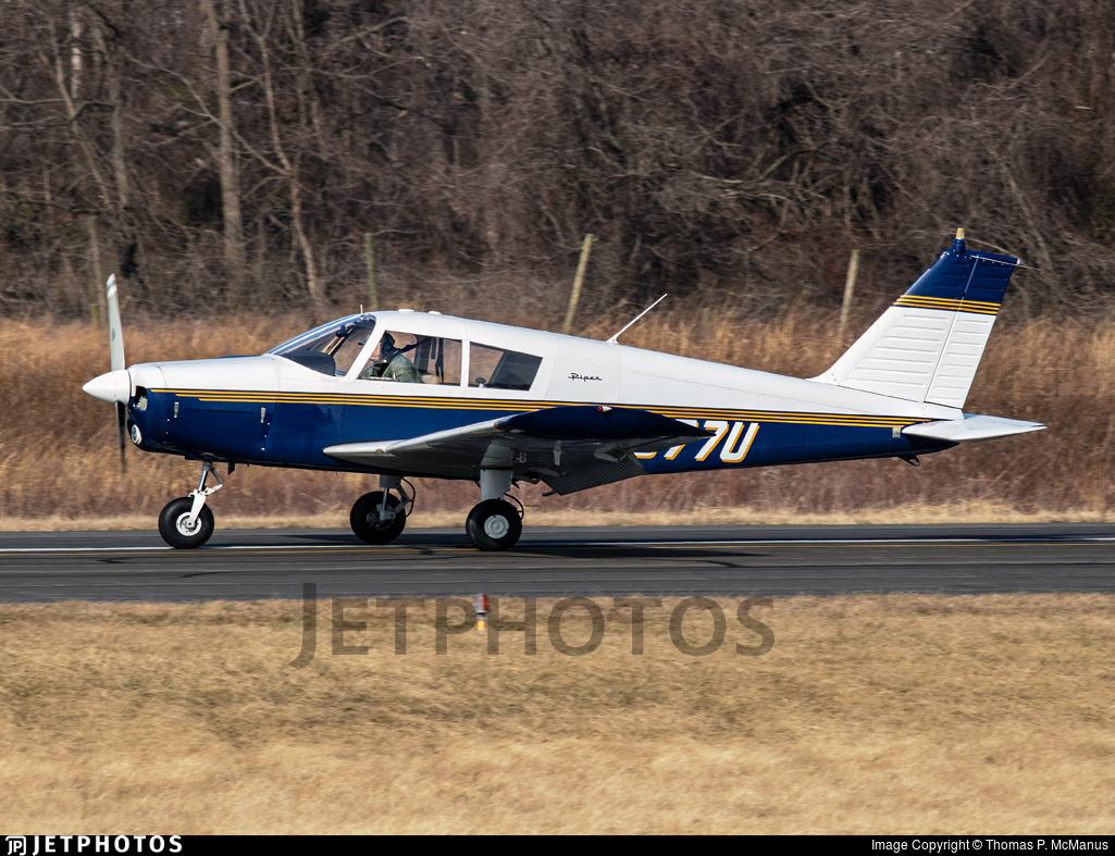N5977U - Piper PA-28-140 Cherokee - Private