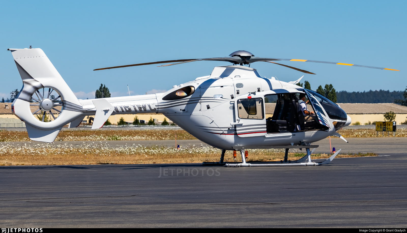N161WC - Eurocopter EC 135T2+ - Private