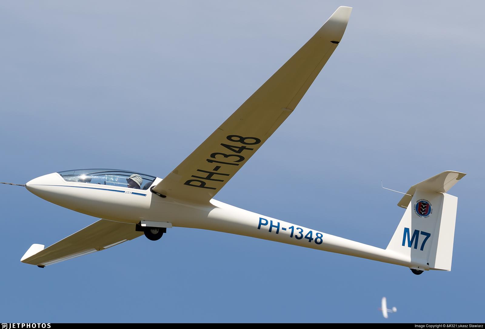 PH-1348 - Rolladen-Schneider LS-8 - Private