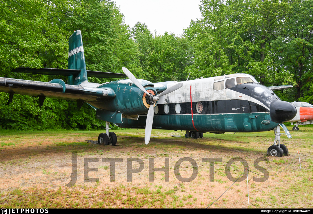 62-4188 - De Havilland Canada C-7A Caribou - United States - US Army