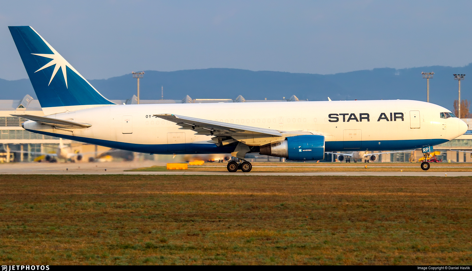 OY-SRP - Boeing 767-232(BDSF) - Star Air