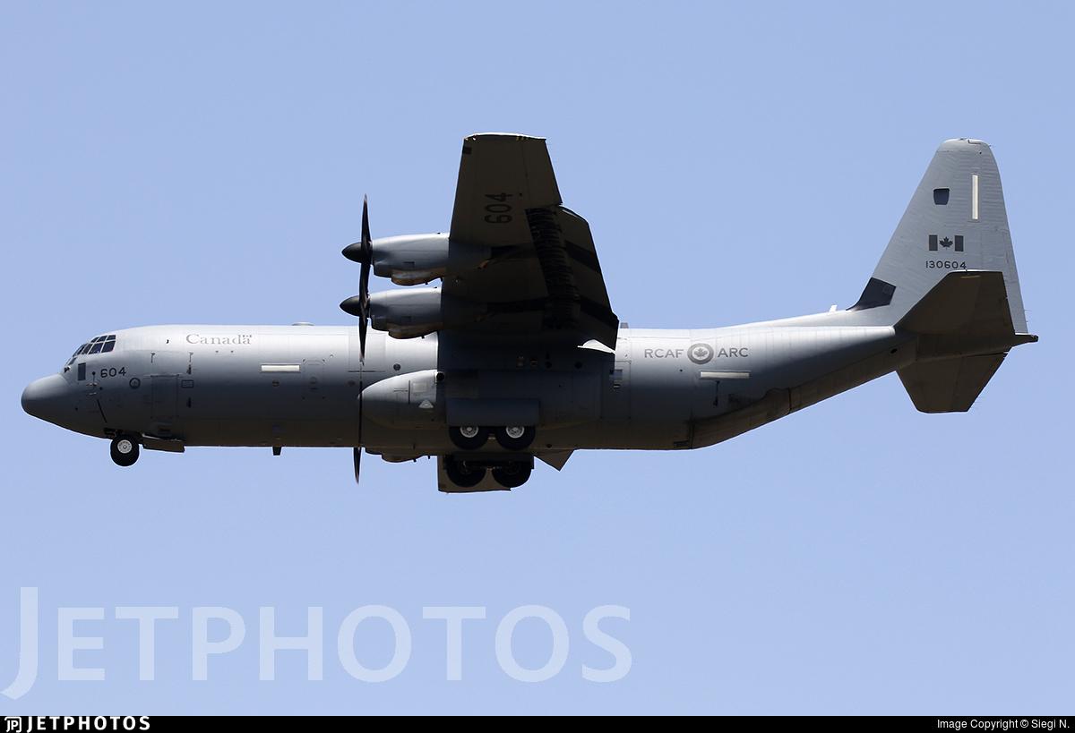 130604 - Lockheed Martin CC-130J Hercules - Canada - Royal Canadian Air Force (RCAF)