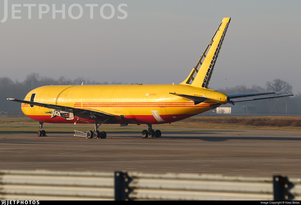 N792AX - Boeing 767-281(BDSF) - Untitled