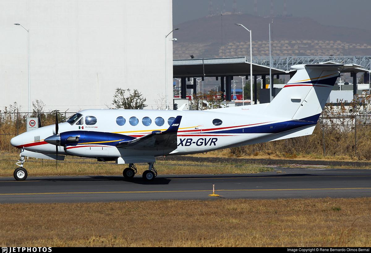 XB-GVR - Beechcraft B200GT King Air 250 - Private