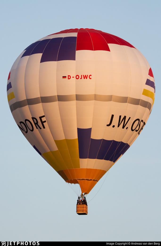 D-OJWC - Schroeder Fire Balloons G30/24 - Graster Ballonteam