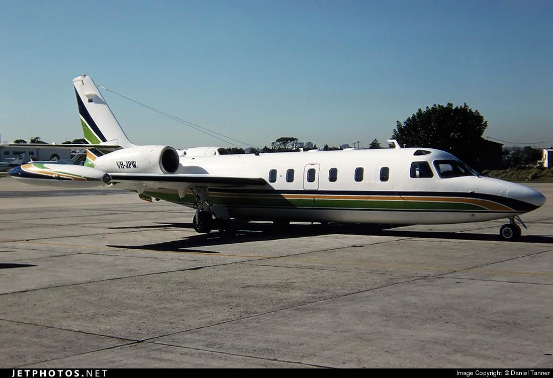 VH-JPW - IAI 1124 Westwind - Private