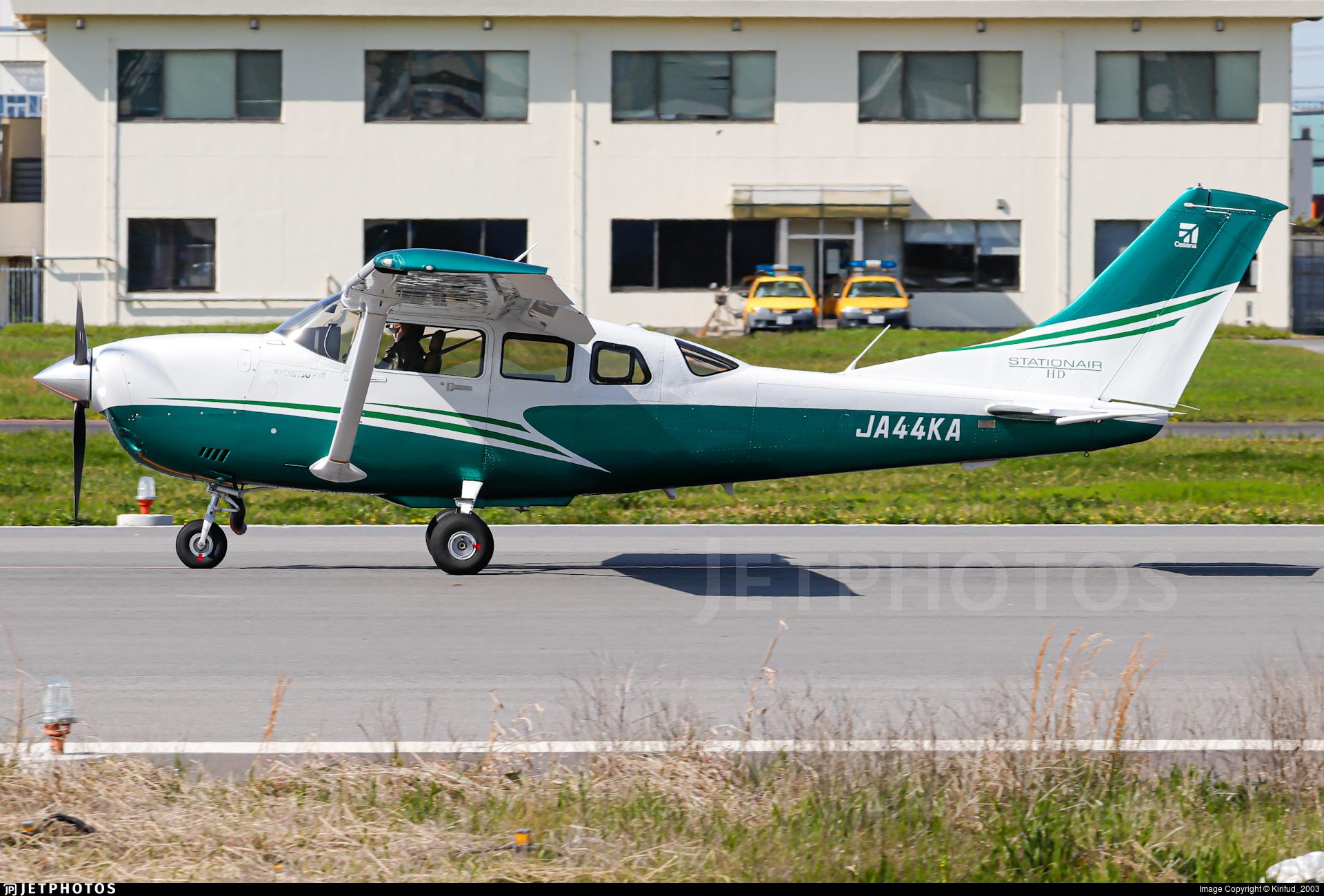 JA44KA - Cessna T206H Turbo Stationair HD - Kyoritsu Air