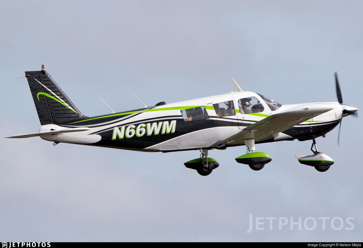 N66WM   Piper PA-32-300 Cherokee Six   Private   Nelson