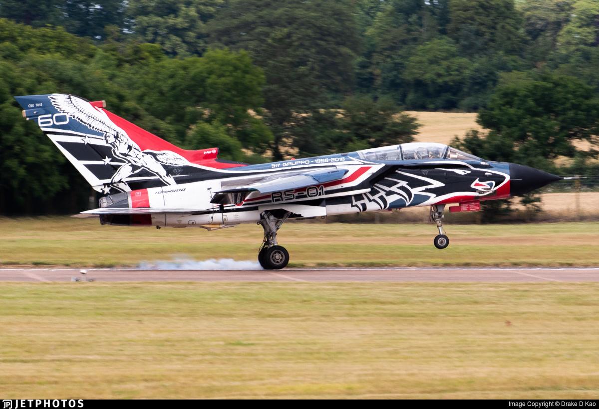 MM7041 - Panavia Tornado IDS - Italy - Air Force