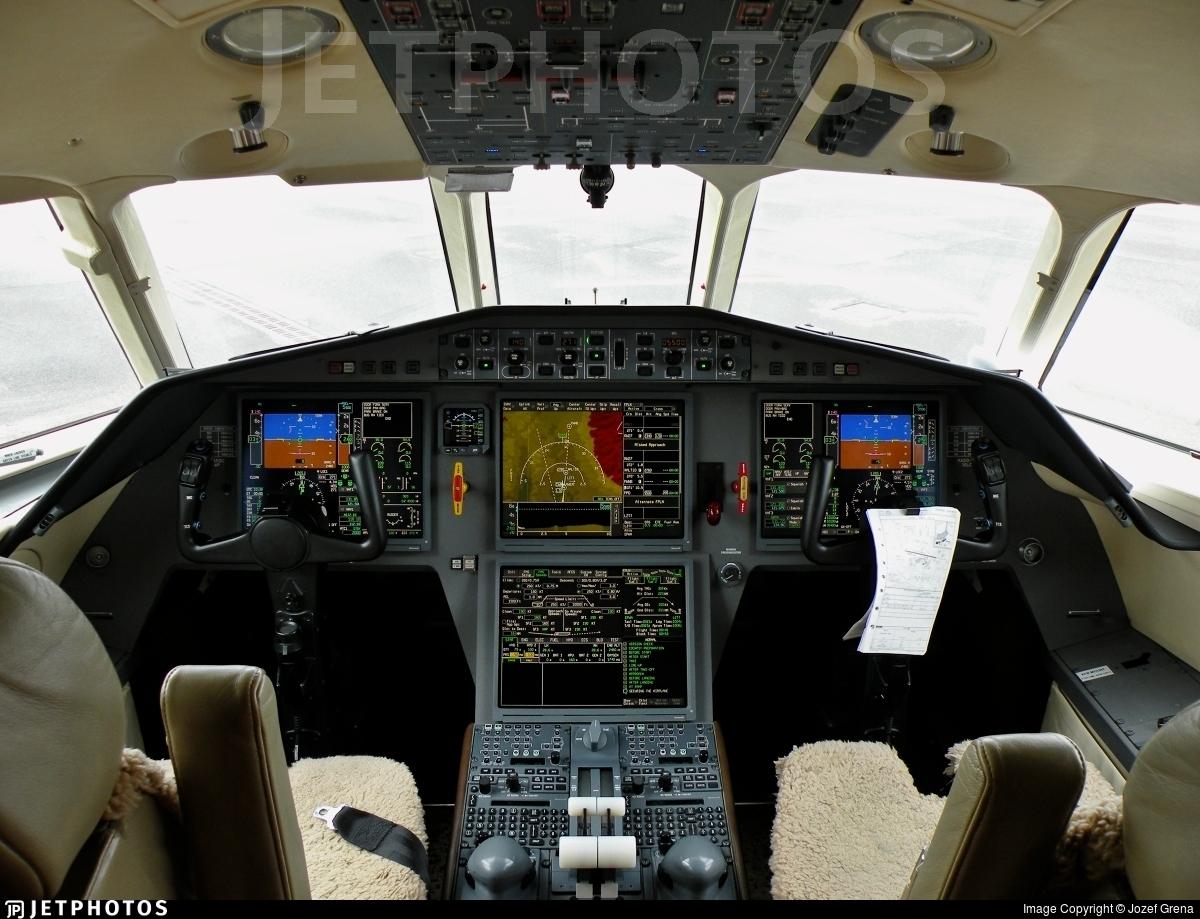 N331DC - Dassault Falcon 2000EX - Private