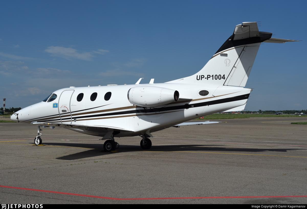 UP-P1004 - Hawker Beechcraft 390 Premier IA - Kaz Air Jet