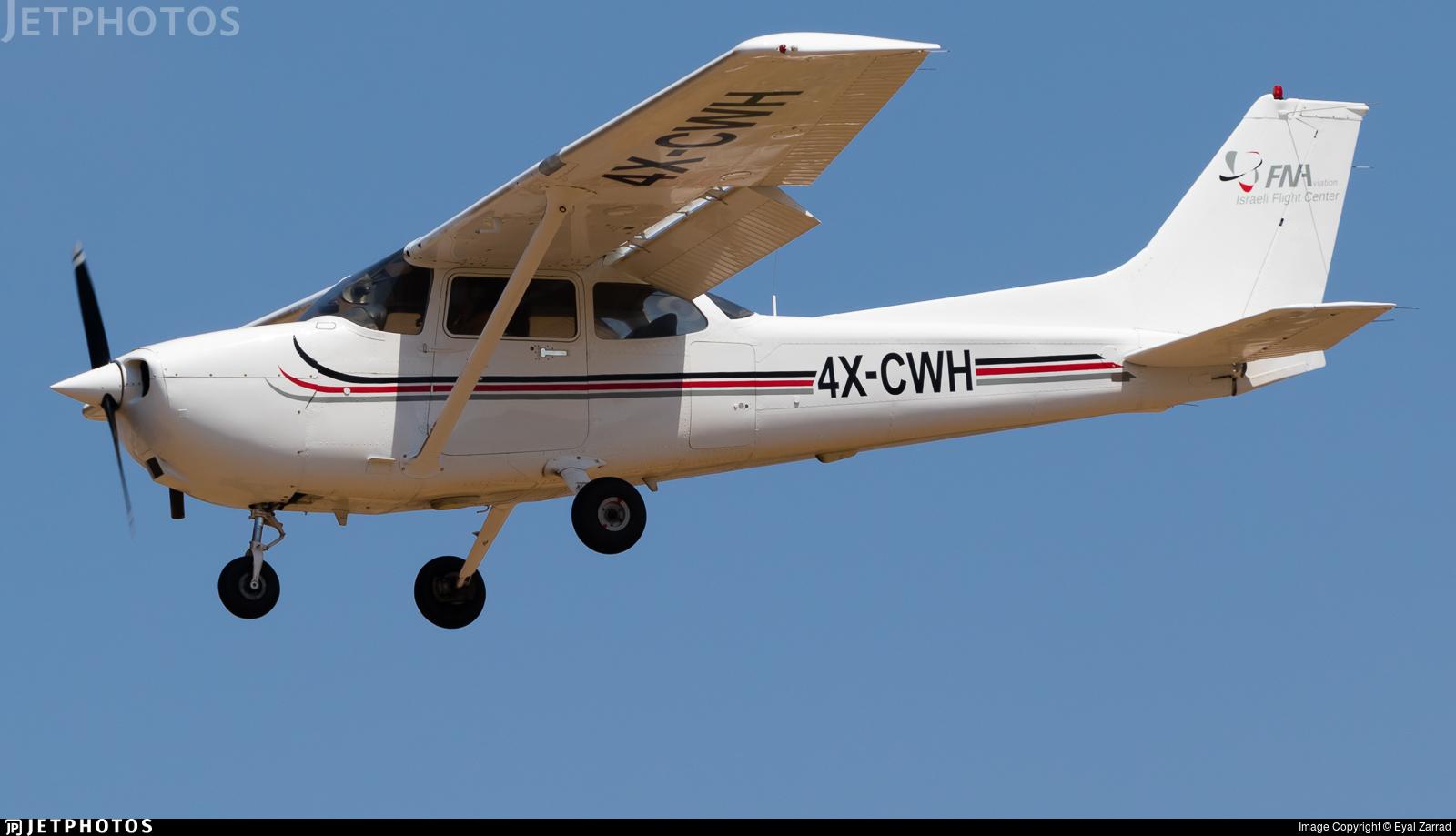 4X-CWH - Cessna 172S Skyhawk - FN Aviation