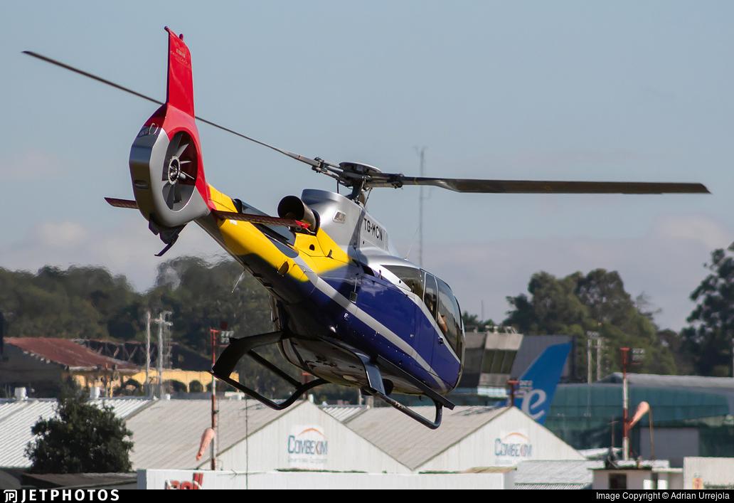 TG-MCN - Eurocopter EC 130B4 - TAG Airlines - Transportes Aéreos Guatemaltecos