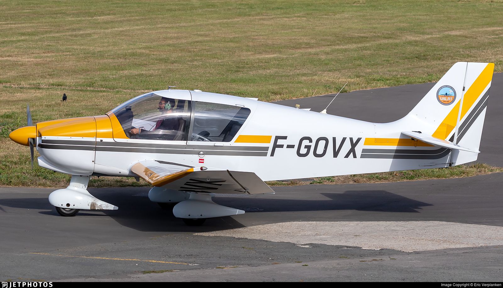 F-GOVX - Robin DR400/120 Petit Prince - Private