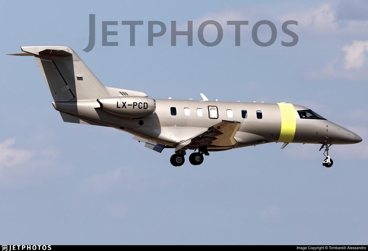 LX-PCD - Pilatus PC-24 - Jetfly Aviation