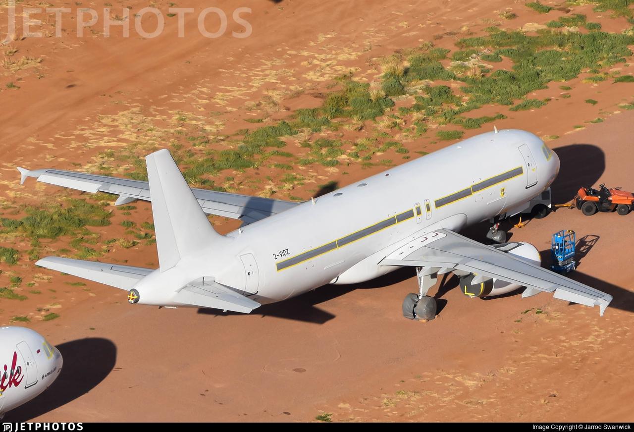 2-VIDZ - Airbus A320-232 - Untitled