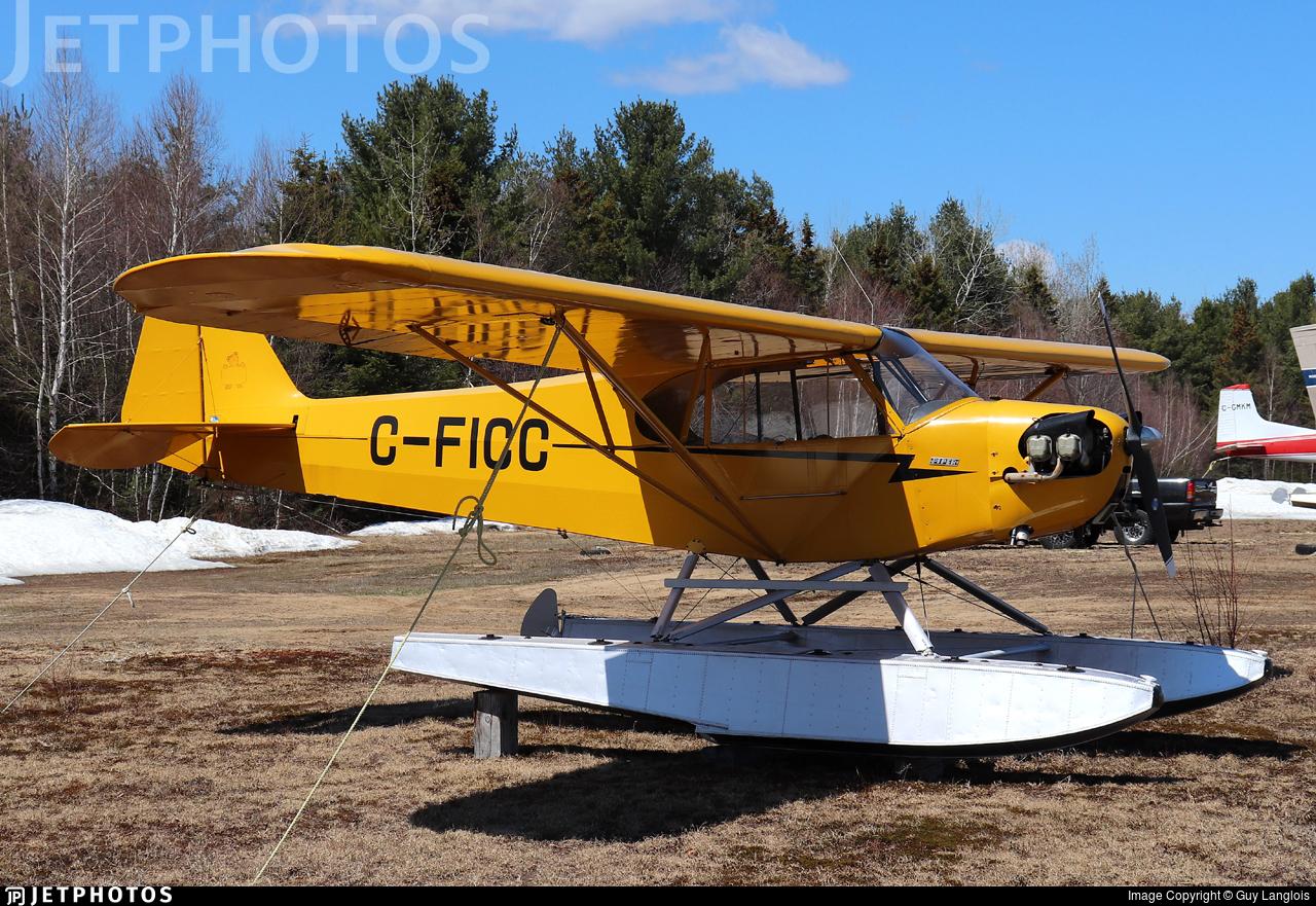 C-FICC - Piper J-3C-65 Cub - Private