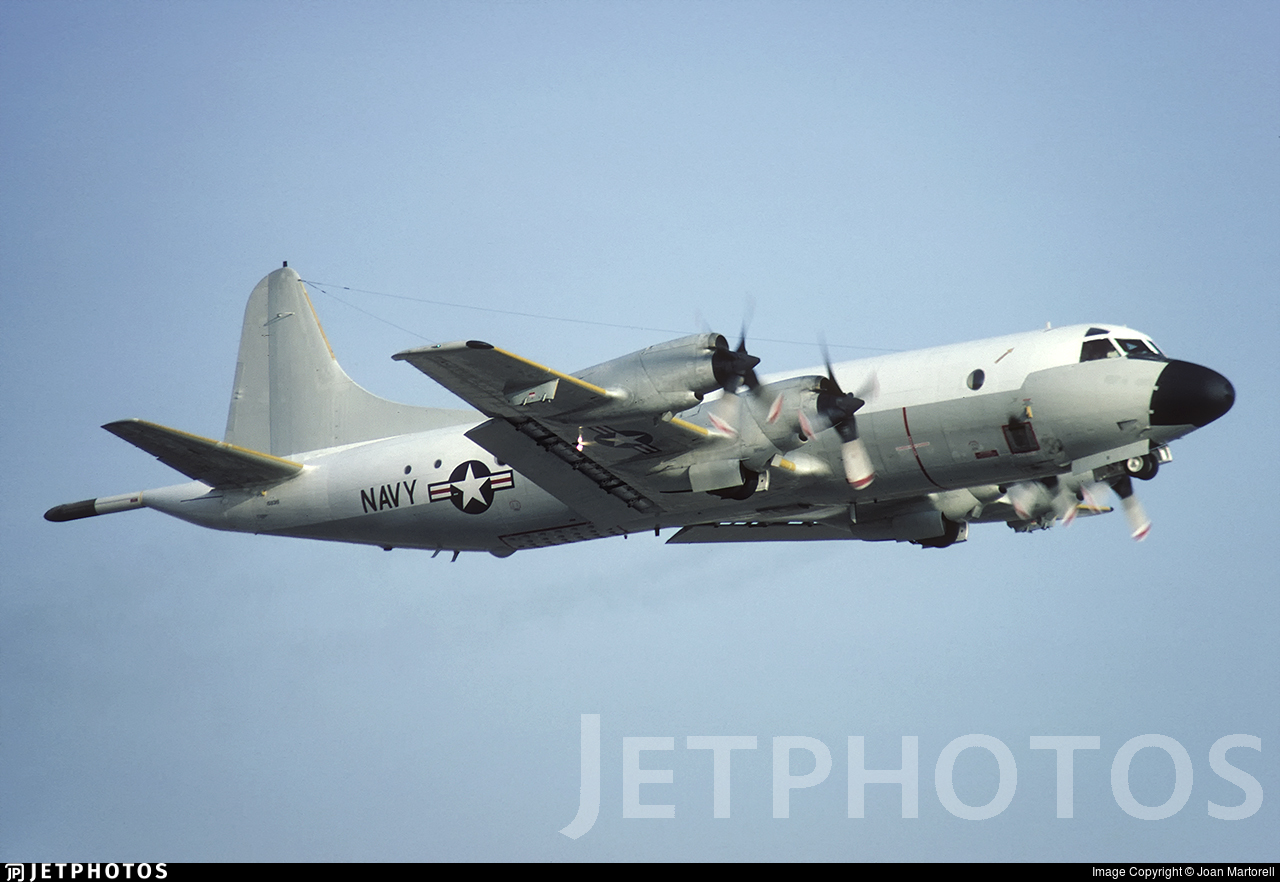159319 - Lockheed P-3C Orion - United States - US Navy (USN)