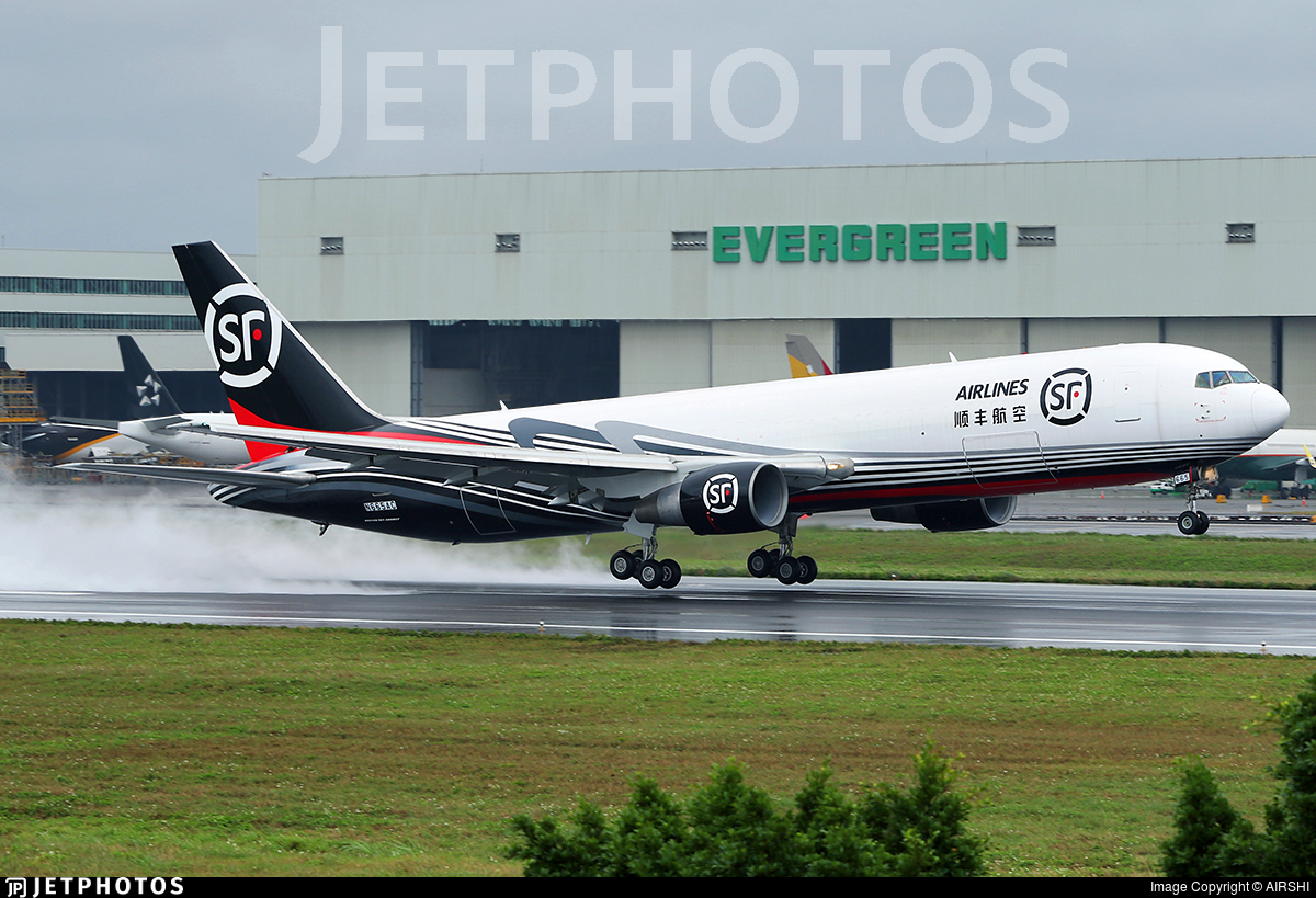 N665AC - Boeing 767-36D(ER)(BCF) - SF Airlines