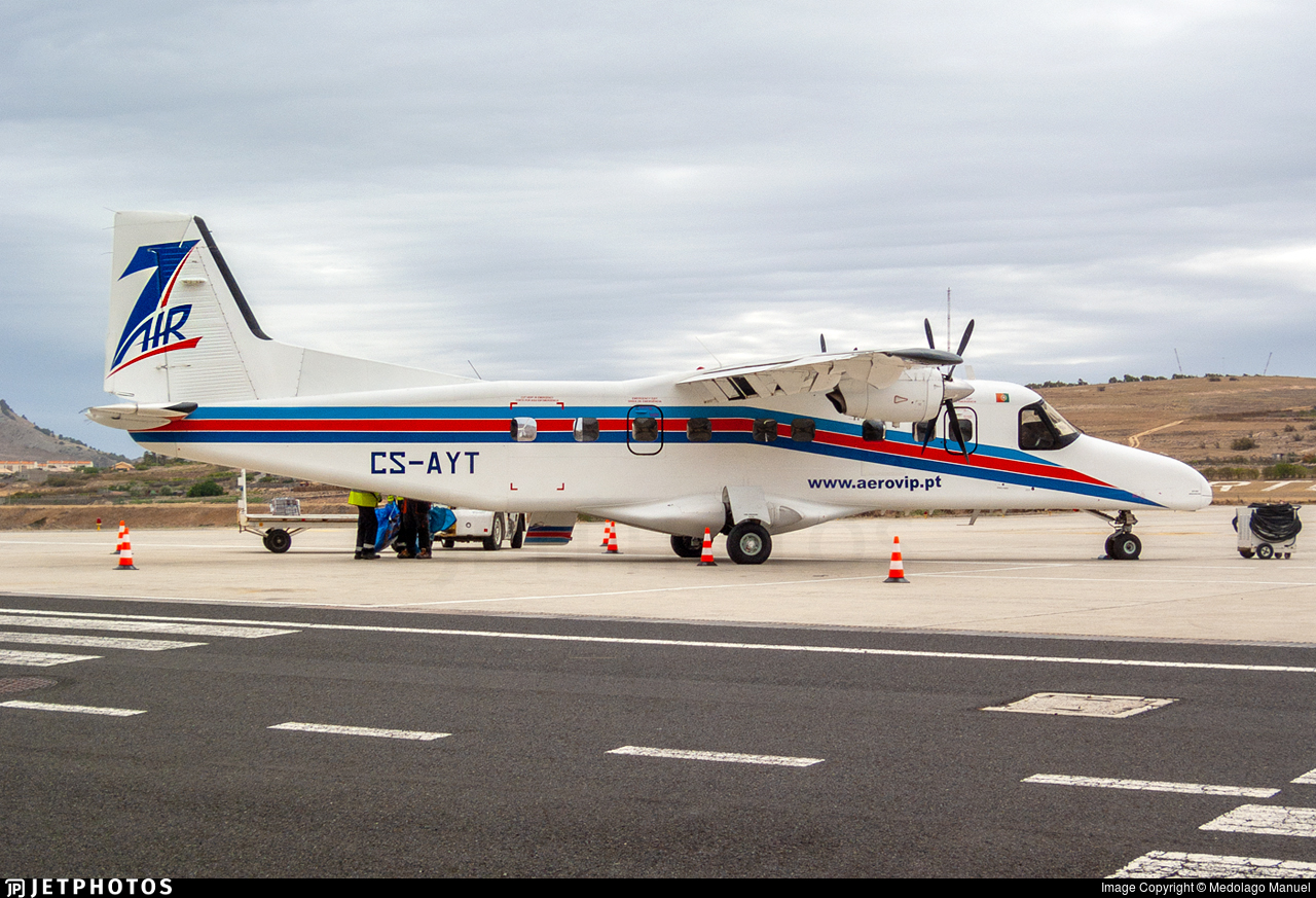CS-AYT - Dornier Do-228-201 - AeroVIP