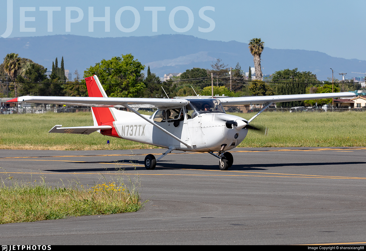 N737TX - Cessna 172N Skyhawk - Private
