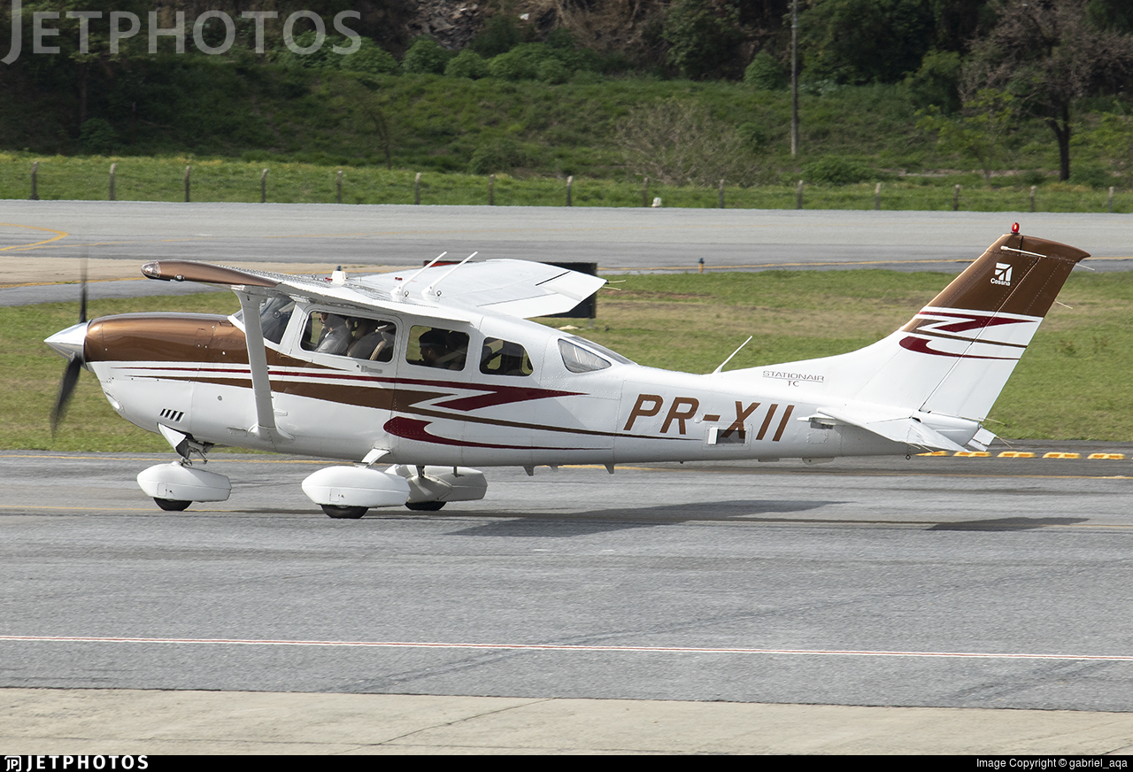 PR-XII - Cessna T206H Stationair TC - Private