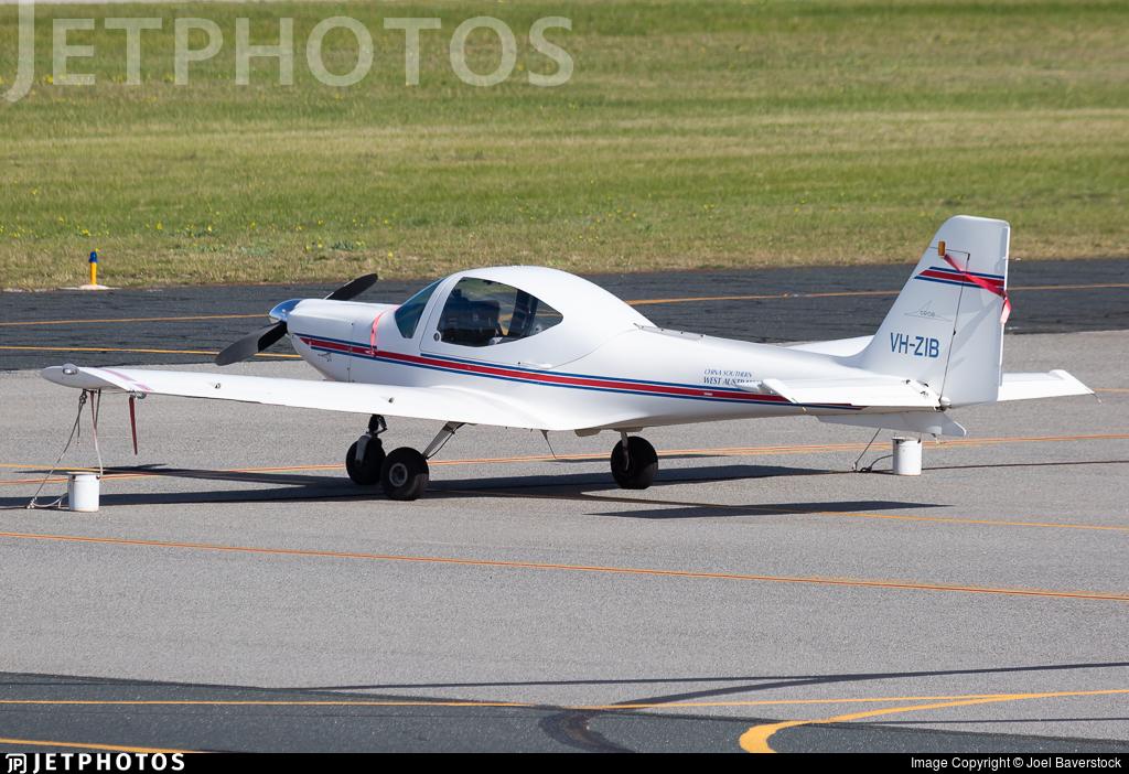 VH-ZIB - Grob G115C-2 - China Southern West Australian Flying College