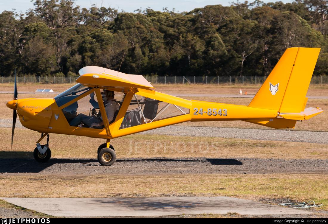 24-8543 - Aeroprakt A22LS Foxbat - Private