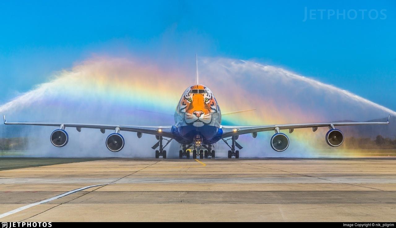 EI-XLN - Boeing 747-412 - Transaero Airlines