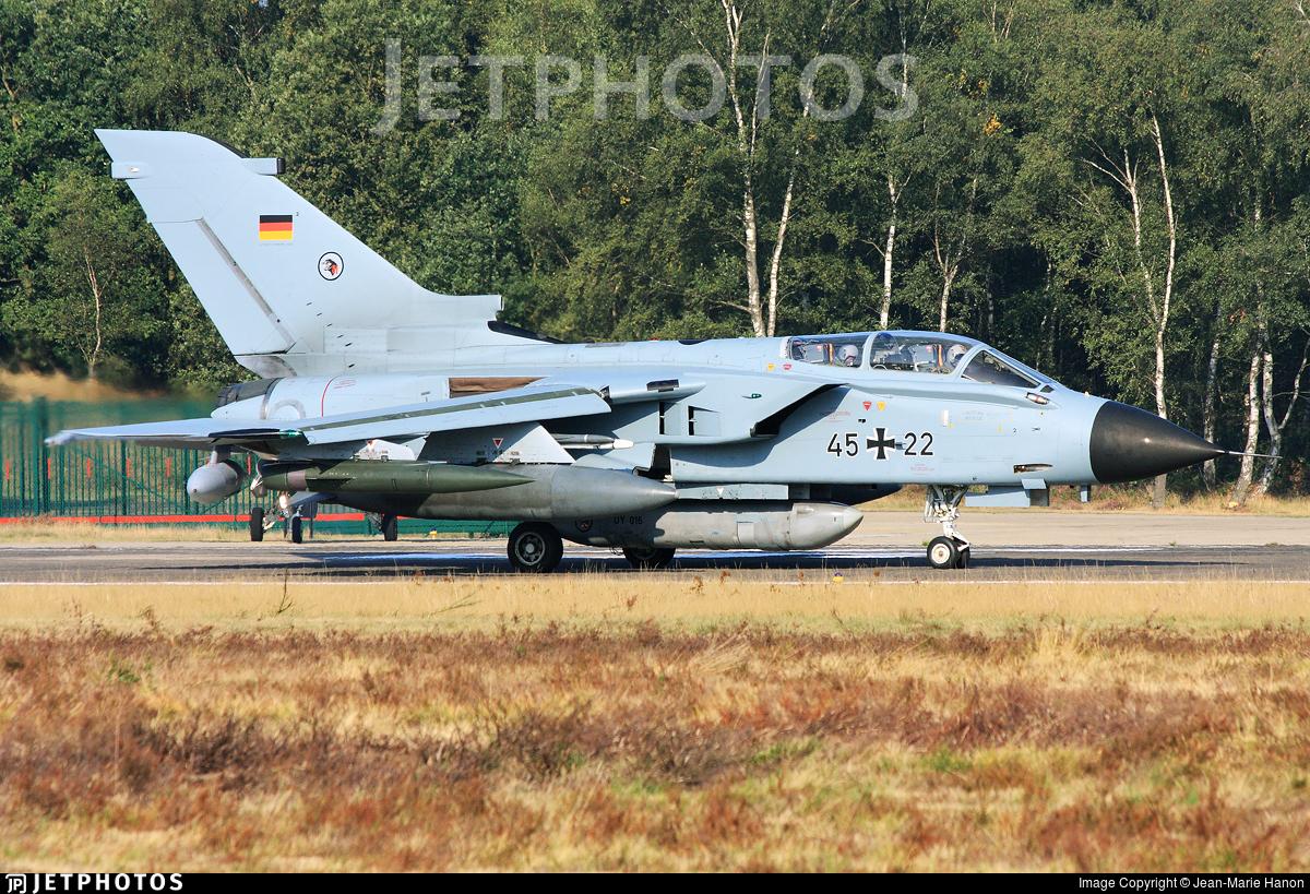 45-22 - Panavia Tornado IDS - Germany - Air Force