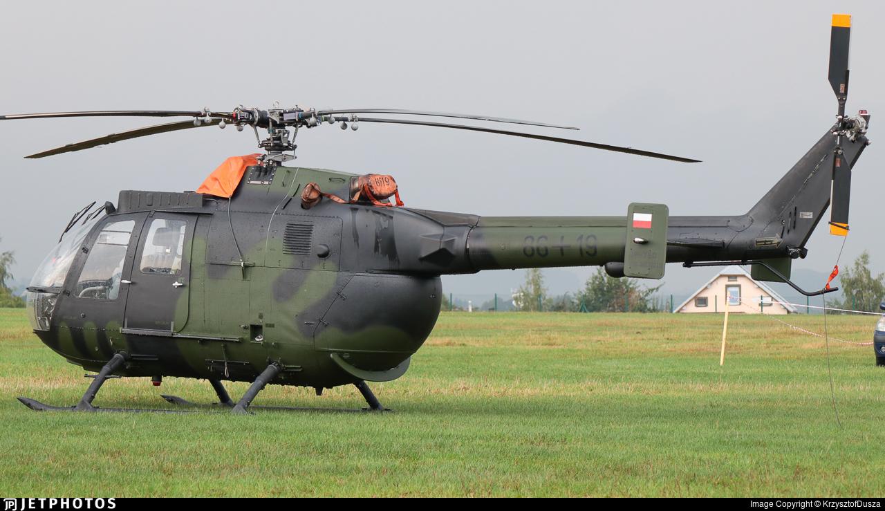 SP-YBO - MBB Bo105P1 - Private