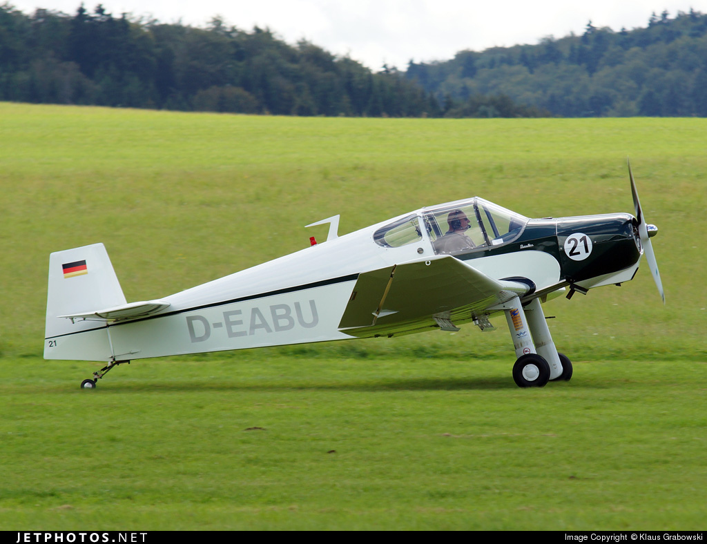 D-EABU - Jodel D120A Paris-Nice - Private