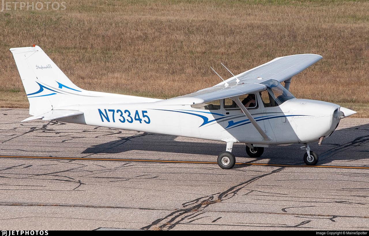 N73345 - Cessna 172M Skyhawk - Private