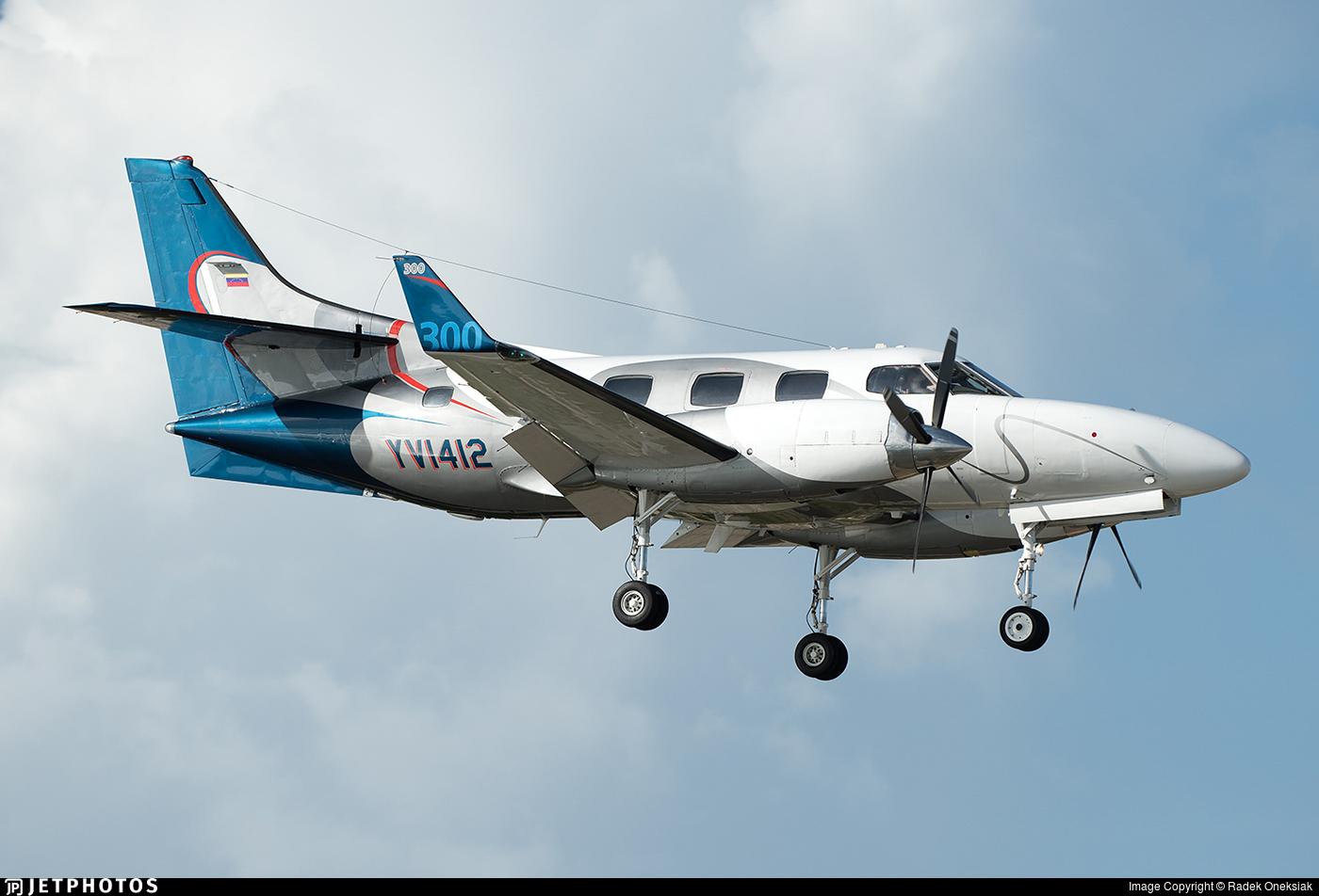 YV1412 - Swearingen SA227-TT Merlin IIIC - Private