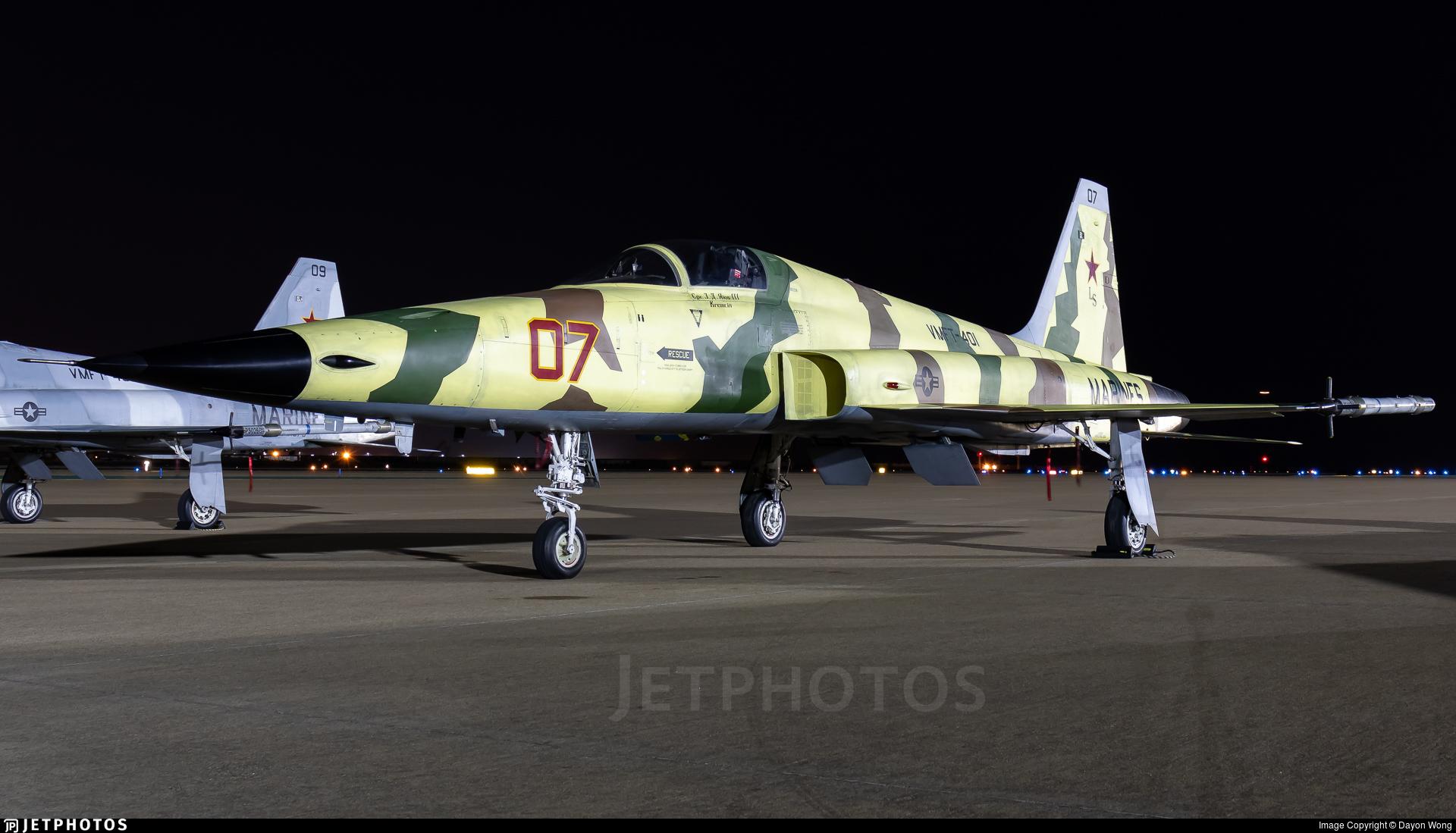 761572 - Northrop F-5N Tiger II - United States - US Marine Corps (USMC)