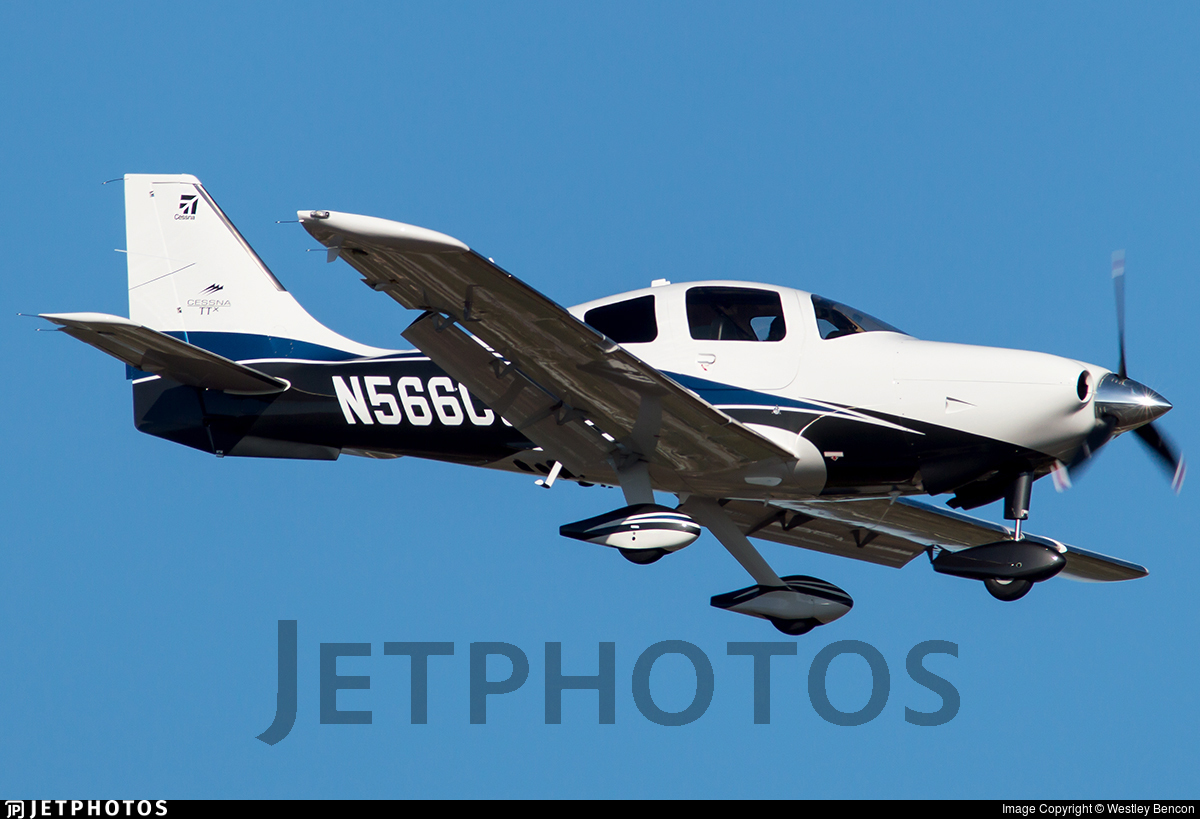 N566CS - Cessna T240 Corvalis TTX - Private