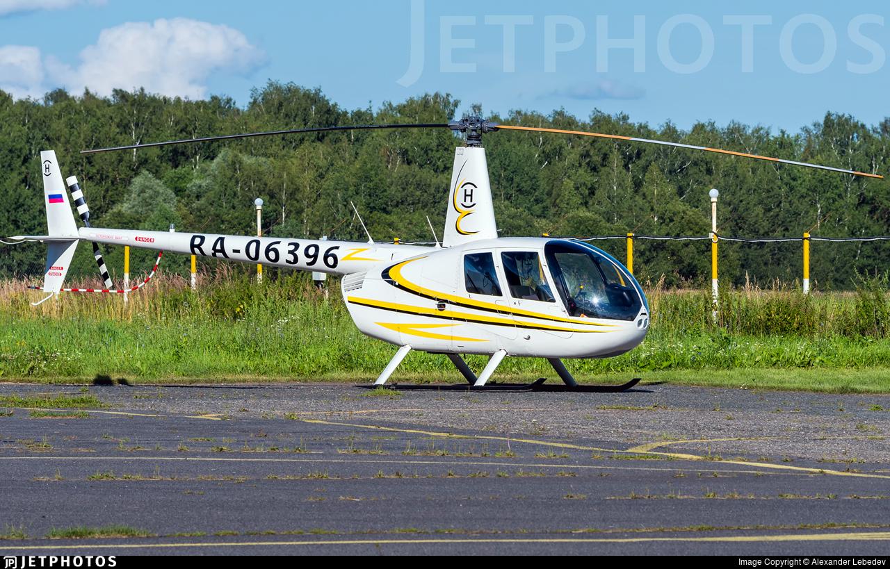 RA-06396 - Robinson R44 Raven II - Private