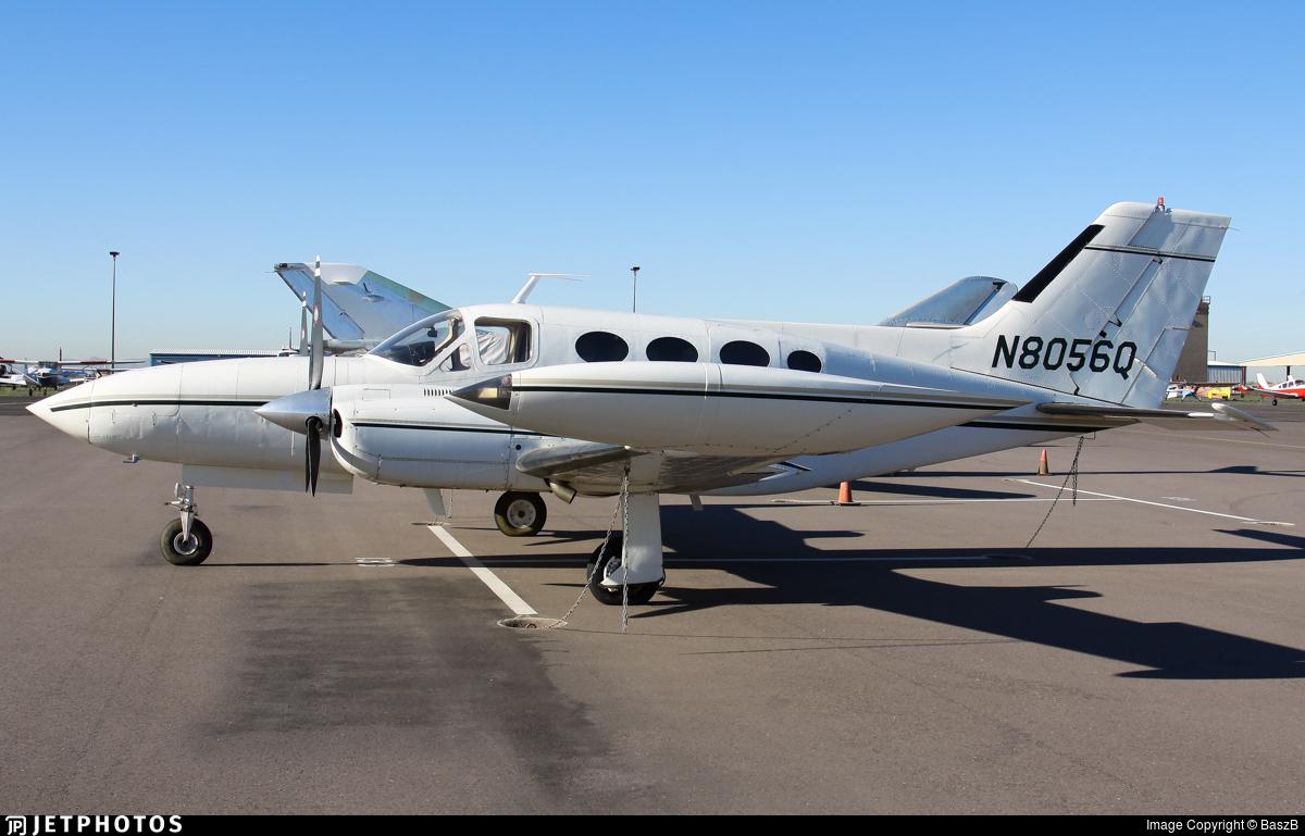 N8056Q - Cessna 421B Golden Eagle - Private