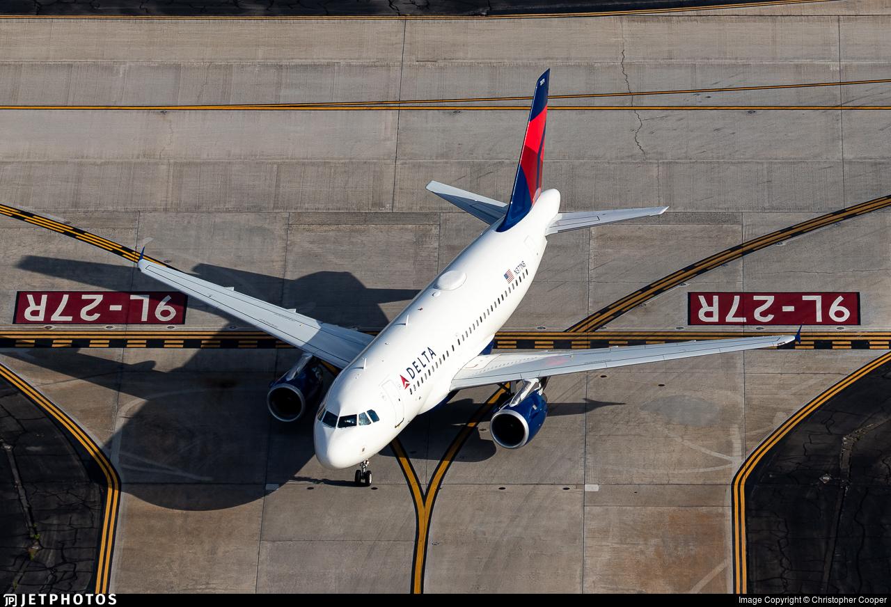 N371NB - Airbus A319-114 - Delta Air Lines