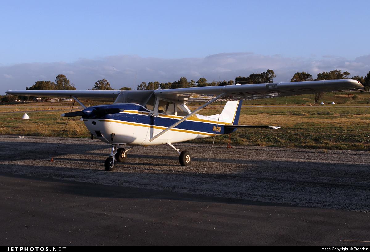 VH-RYQ - Cessna 172D Skyhawk - Private