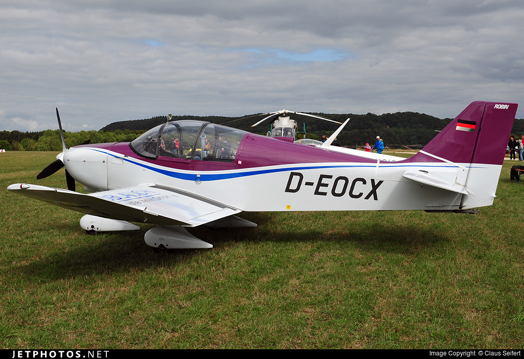 D-EOCX - Robin DR300/180R - Private