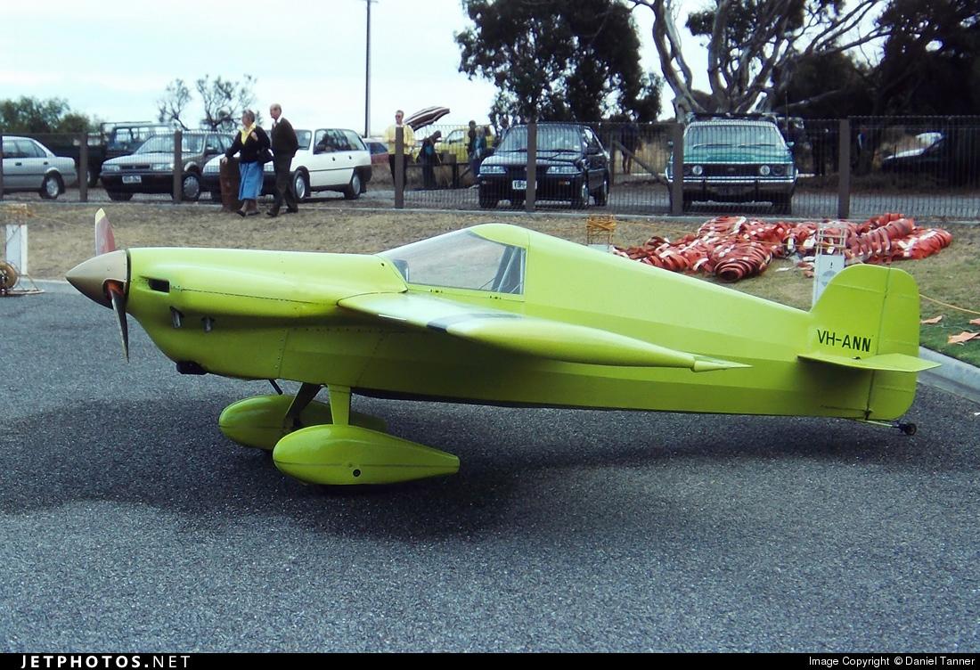 VH-ANN - Cassutt Racer IIIM - Private